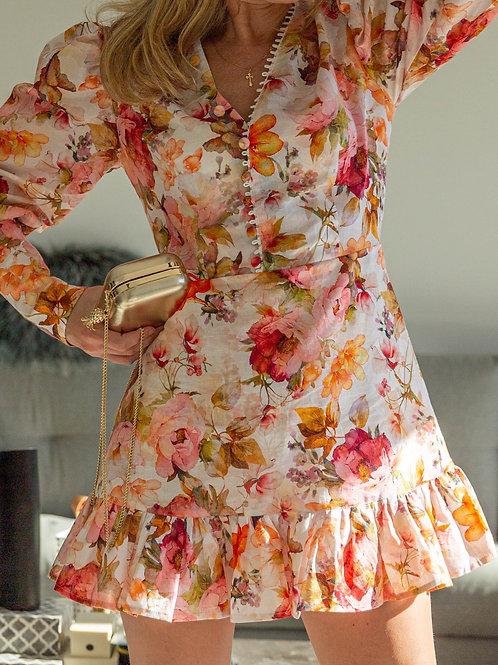 "Summer Dress ""Thumbelina"""