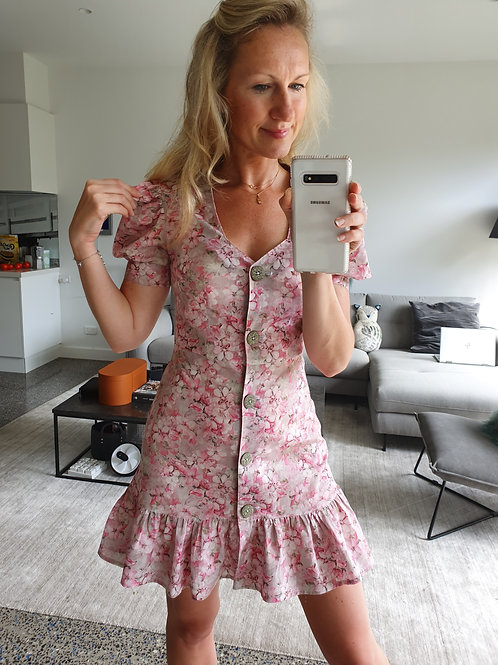 "Summer Dress ""Elena"""