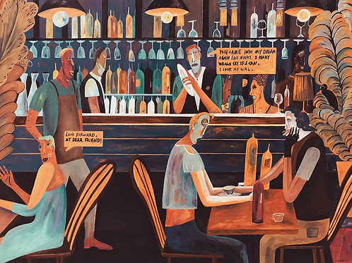 STORIES IN THE BAR NO7