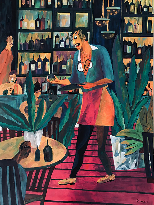 STORIES IN THE BAR NO3