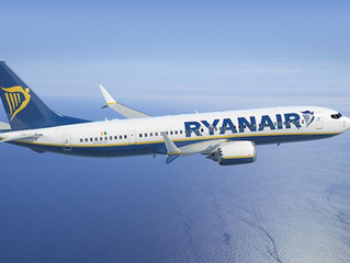 Informação Ryanair / Crewlink