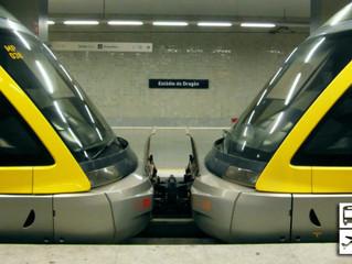Metro do Porto - Greve dos Trabalhadores da PROMETRO