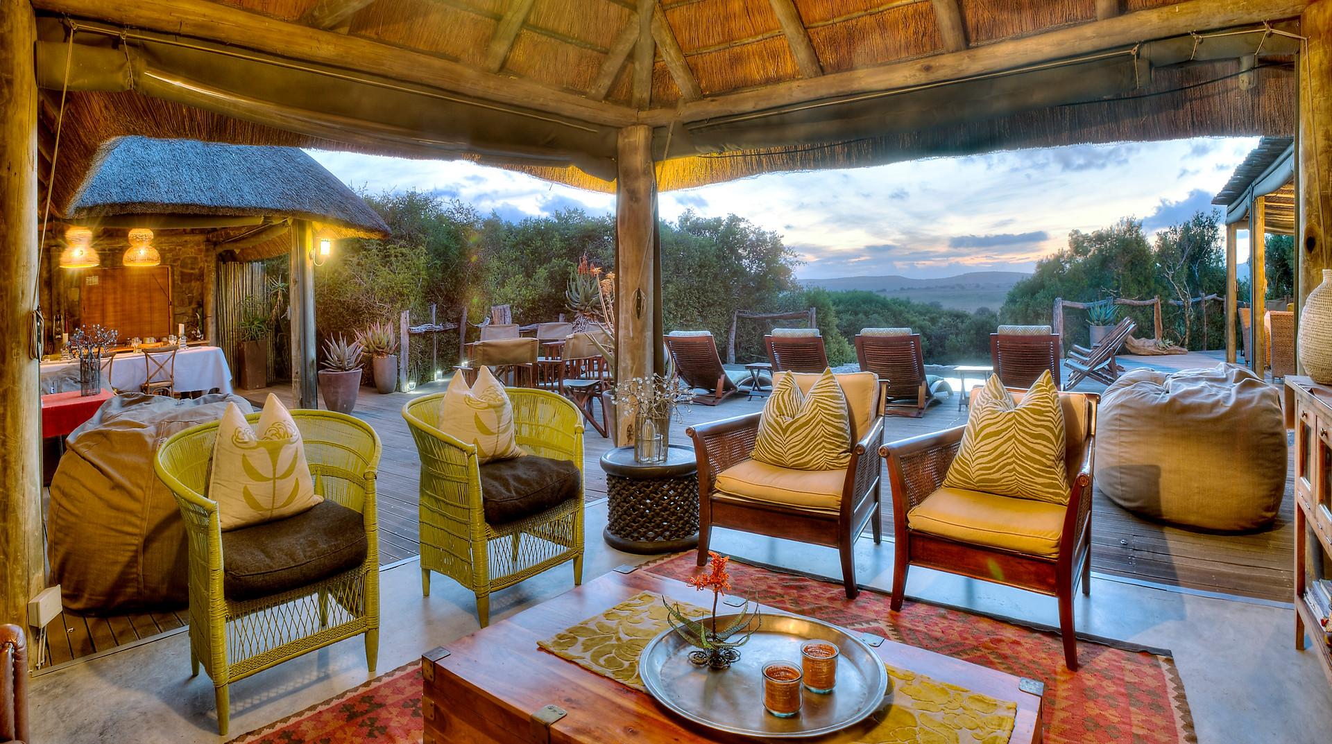 Hillsnek Safari Lodge, Eastern Cape