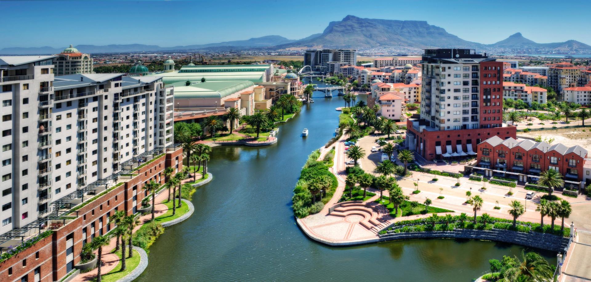 Century City view, Cape Town
