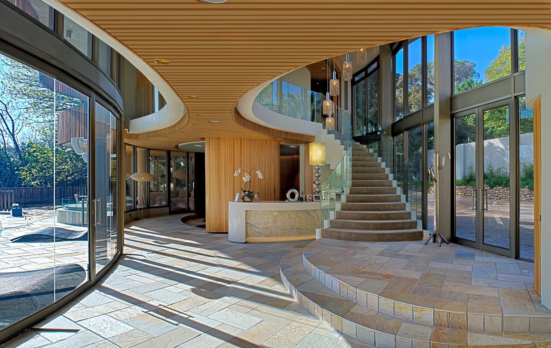 Eco House, Newlands
