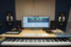 Mastering Axsens Düsseldorf Music Studio Studio Monitors