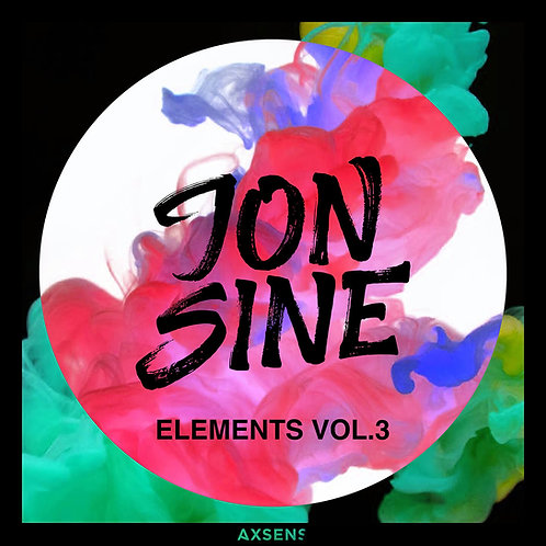Jon Sine - Elements Vol.3