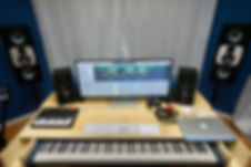 Studio Mieten Axsens Düsseldorf Music Studio Desk