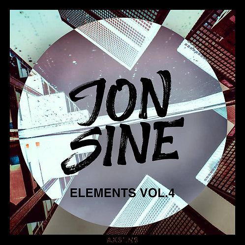 Jon Sine - Elements Vol. 4
