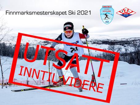 Finnmarksmesterskapet utsettes