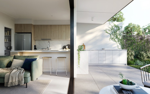 Arabella Kitchen and Outdoor - The Isabe