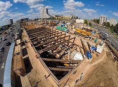 Проект метро Озерная