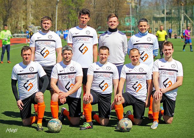 Футбольная команда Торпедо Дмитров