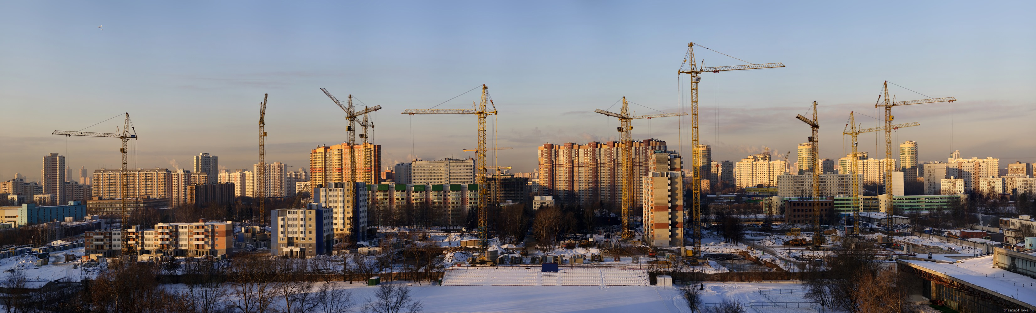 Проекты компании Altrad-Rus