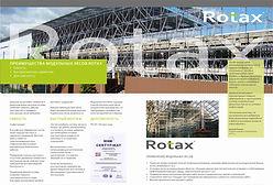 Листовка модульные леса Rotax