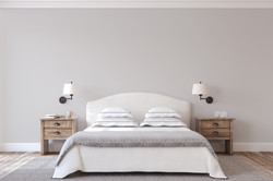 Plush bedding and linens