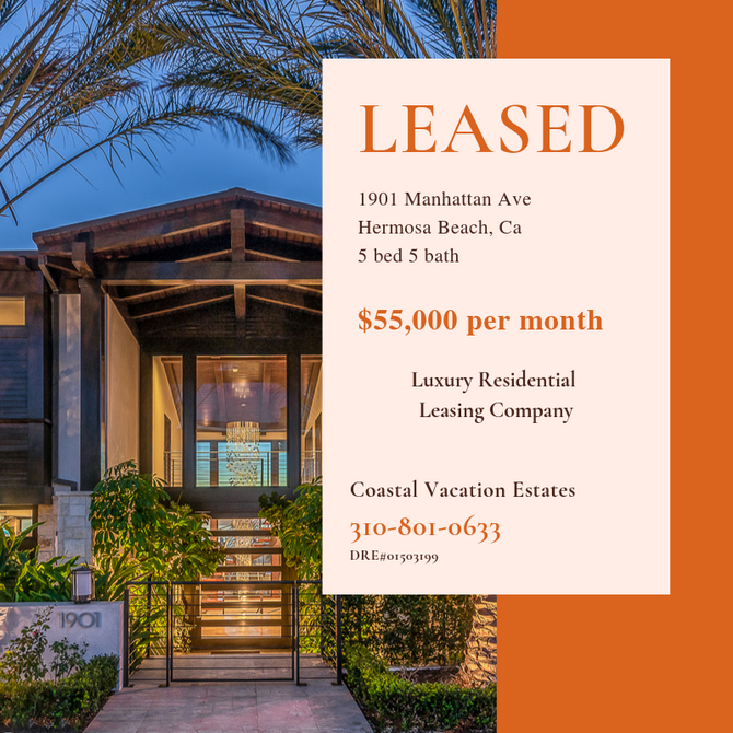 Who says you can't lease a $55,000 home!  We did. How?  We have connections.