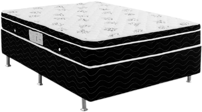 Conjunto Box Ortobom Physical Nanolastic