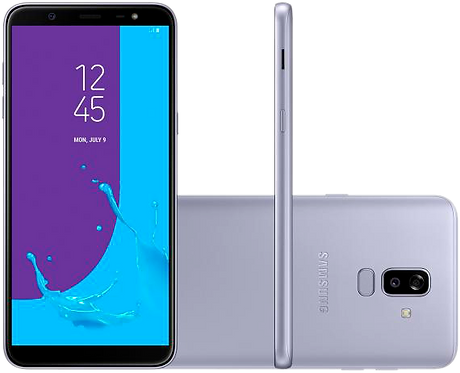 """Smartphone Samsung Galaxy J8 64GB Dual Chip Android 8.0 Tela 6"""" Octa-Core 1.8GHz"""