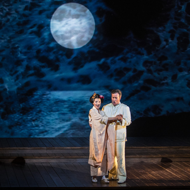 Madama Butterfly - The Castleton Festival