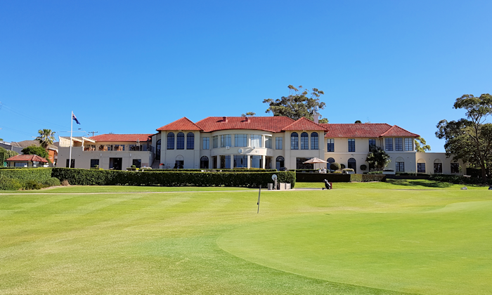Purple Patch Golf Clubhouse