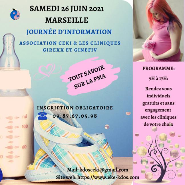 Journée d'information à Marseille