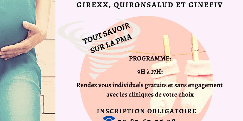 Journée d'information à Paris