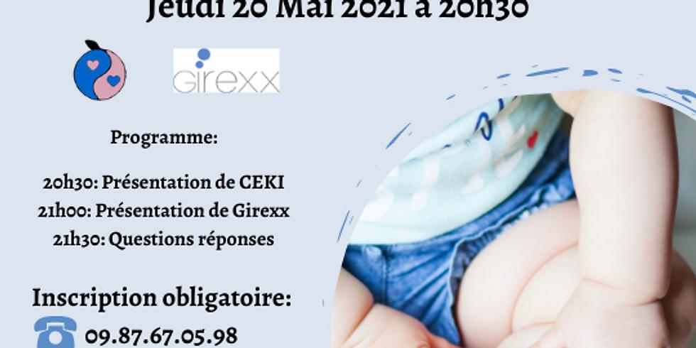 WEBFIV avec la clinique Girexx