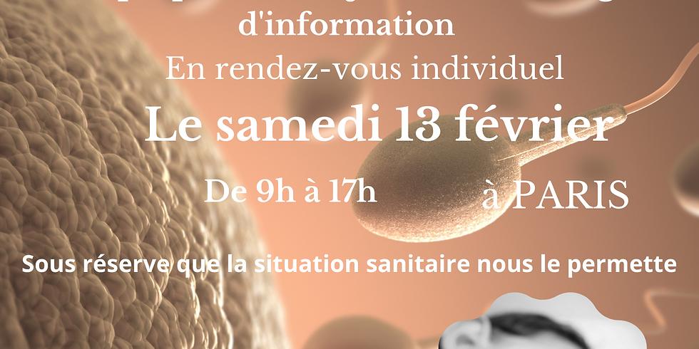 Réunion le samedi 13 février à PARIS