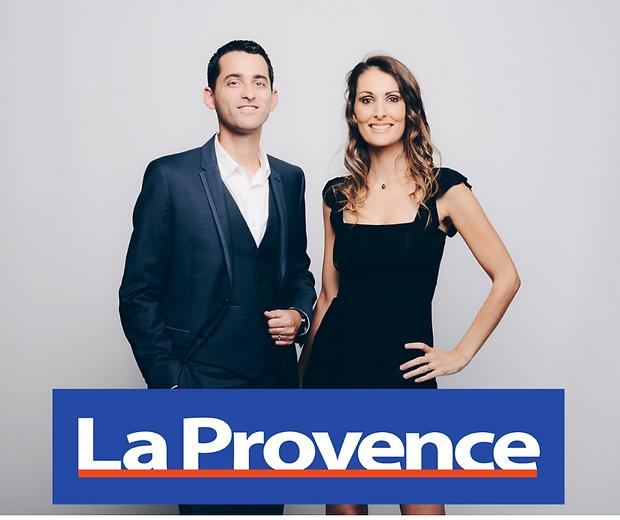 Marie-Sandrine Salvai et Laurent Courbar