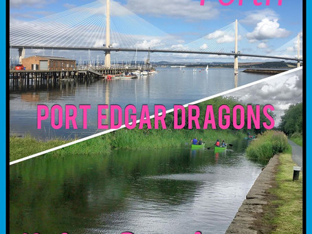 Port Edgar Dragon's Second Home!!