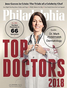 Dr. Mark Abdelmalek, top dermatologist
