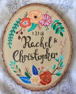 Rachel & Christopher