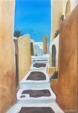 Greek Stairs.