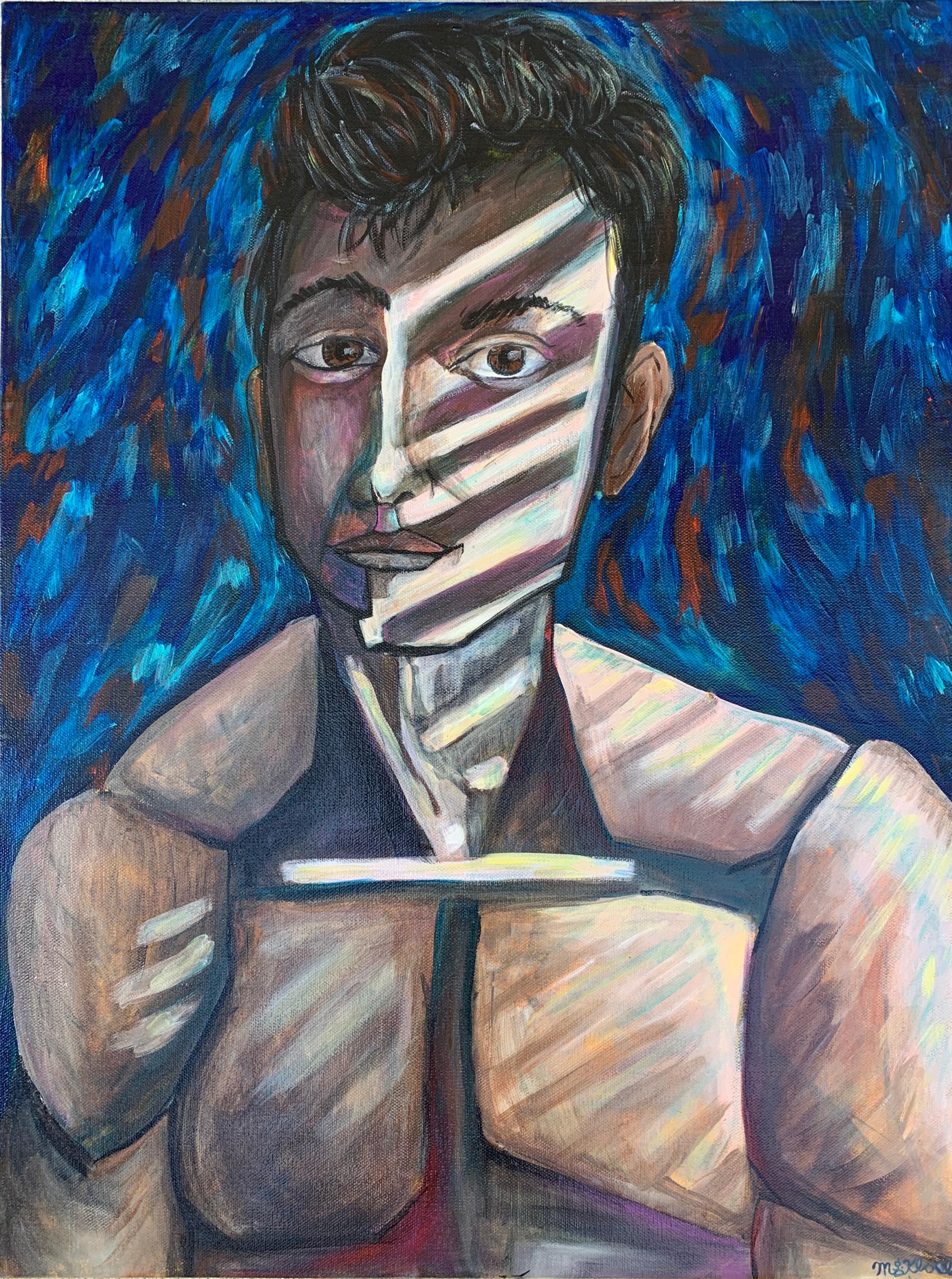 Through the Venetian Blinds (Sam #2)