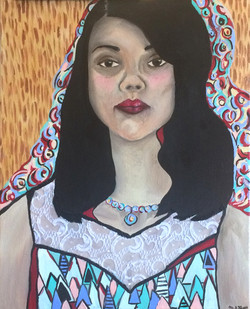 Self Portrait #1.