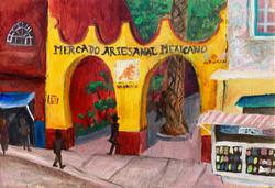 El Mercado Artesanal Mexicano