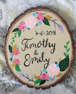 Timothy & Emily