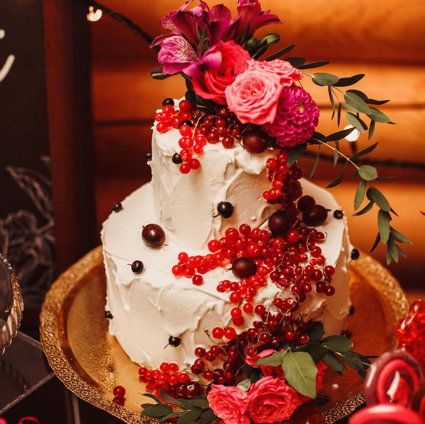 Свадьба Романа и Юлианы