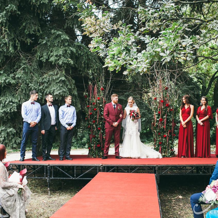 Свадьба Павла и Марии