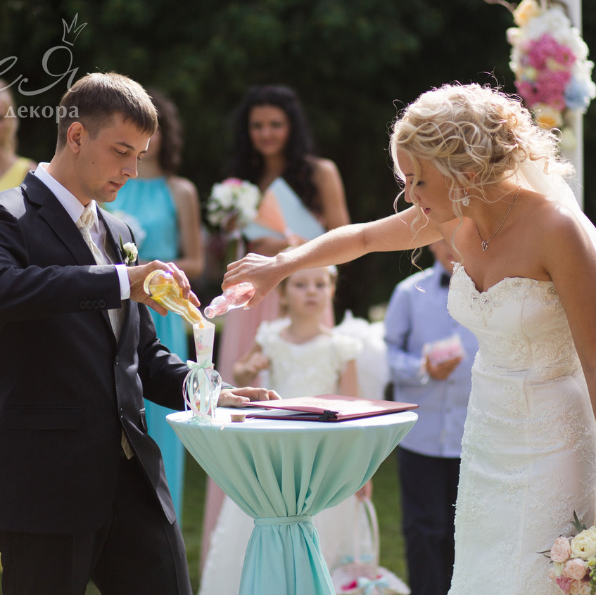 Илья и Вероника 19 июля 2014