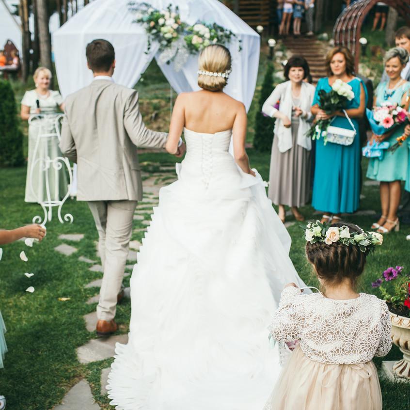 Свадьба Виктора и Екатерины