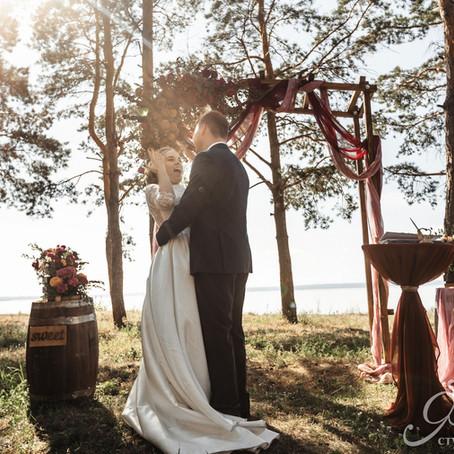 Игорь и Мария 6 августа 2016