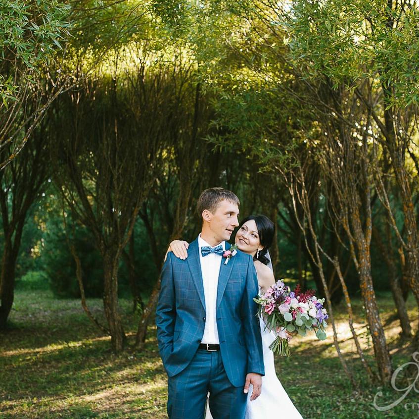 Витражная свадьба