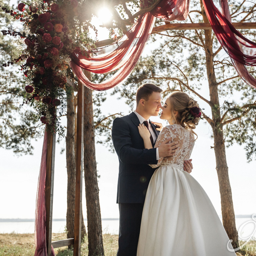 Свадьба Игоря и Марии