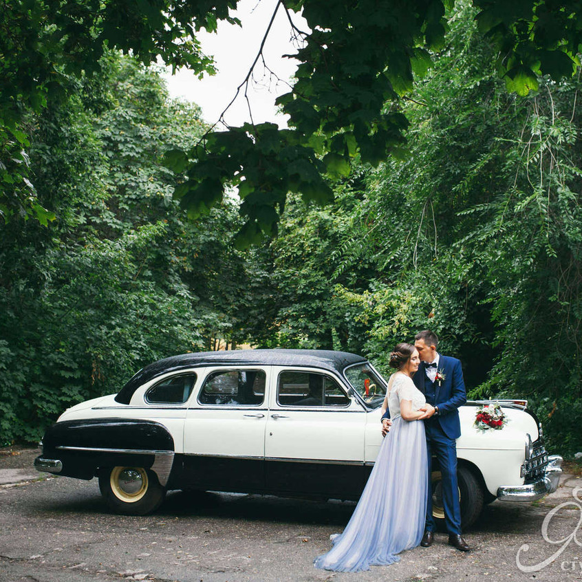 Свадьба Ильмира и Дины