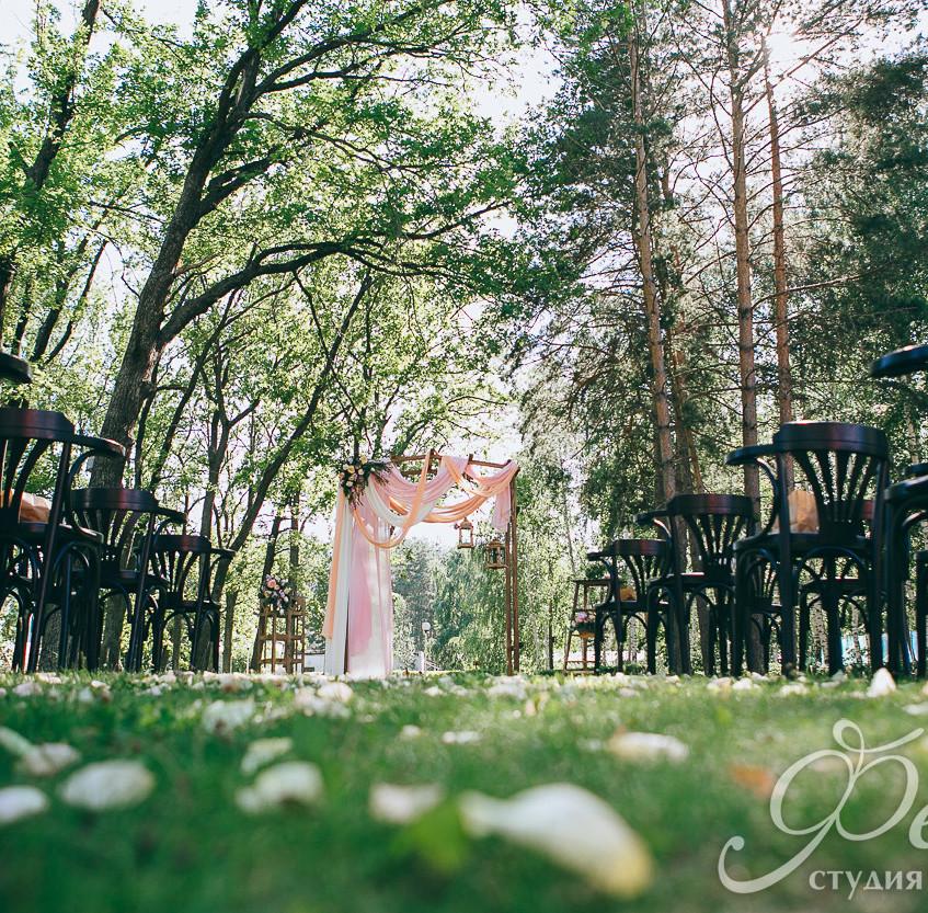 Свадьба Александра и Елены