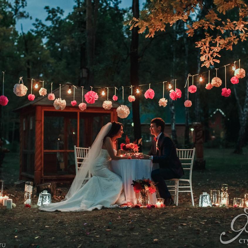 Свадьба Егора и Елизаветы