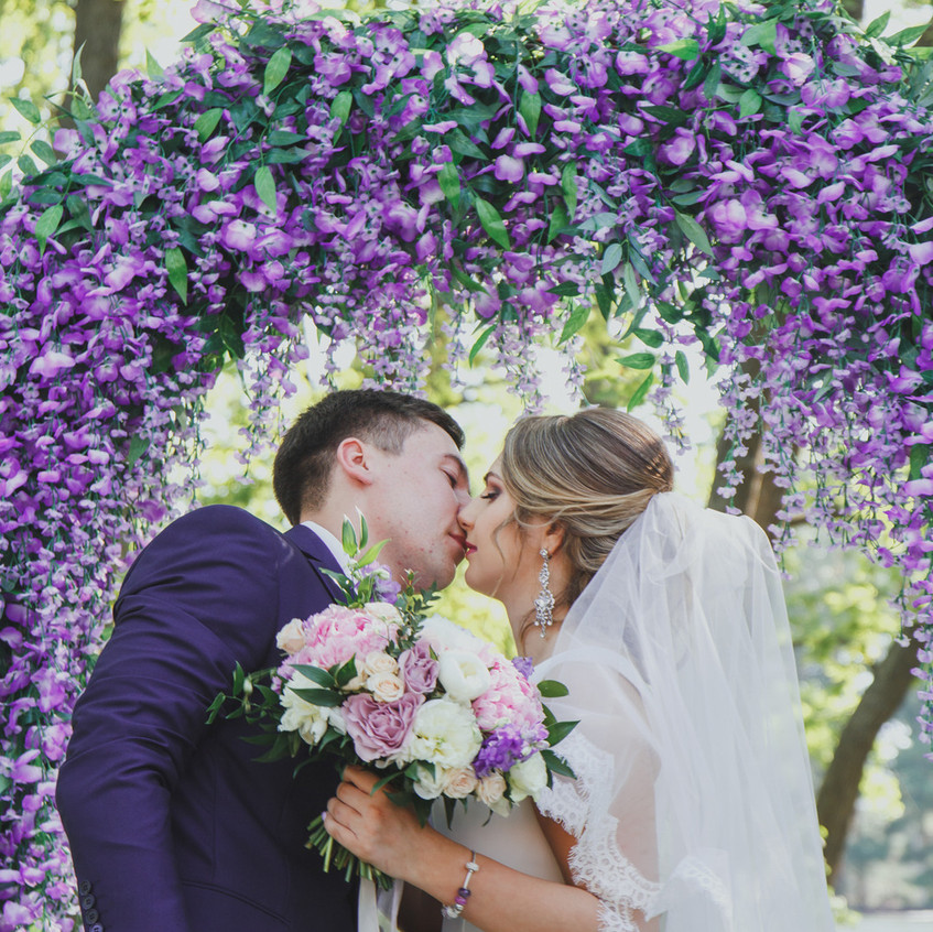 Свадьба Андрея и Надежды