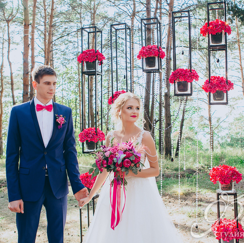 Свадьба Владимира и Анастасии